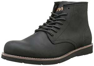 Levi's Jax Clean, Men's Boots Sizes 7.5 & 9 £31.09 (Black) at Amazon