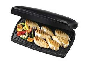 George Foreman 23440 10 Portion Entertaining Grill(was £50) @ Amazon