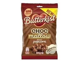 Butterkist Choc Mallow Flavour popcorn 170g 79p at home bargains