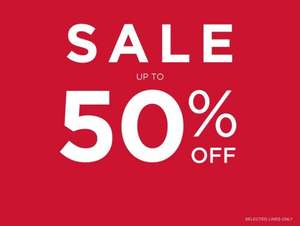 Accessorize sale - now up to 50% off