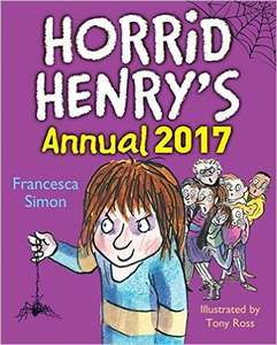 Horrid Henry Annual 2017 99p (Prime) @ Amazon (£2.98 For Non Prime)