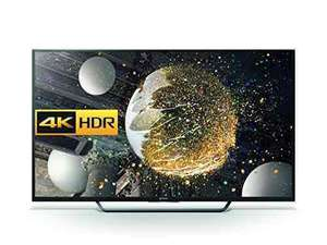 Sony 4k tv, limited deal Amazon - £550 49 inch [Lightning deal]