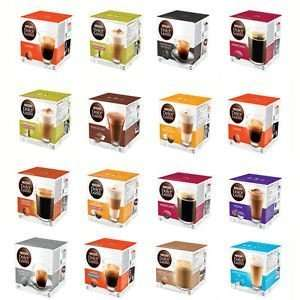 Nescafe Dolce gusto 3 pack (48 servings) £9.11 (£8.15 each for 5 packs) with Amazon subscribe & save