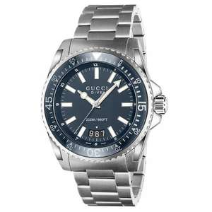 Gucci men's diving watch £390 @ Ernest Jones