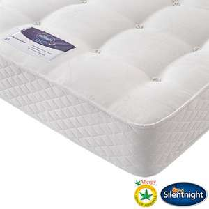 Silentnight Bexley Miracoil Orthopaedic King Size Mattress £174.99 Delivered at Costco Online (other sizes available)