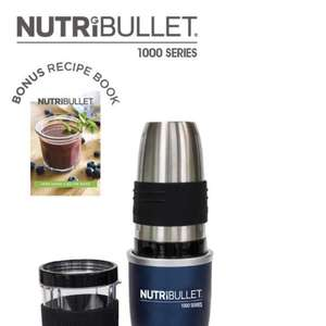 Nutribullet 1000 - £59.95 at Amazon! Cheapest ever!