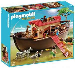 noah's ark playmobil 5276, even less on argos now - £28.99