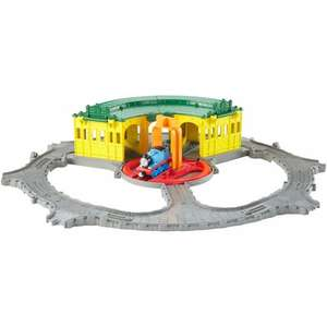 Thomas the tank engine take n play tidmouth sheds £14 prime / £18.75 non prime (and more bargains) from amazon