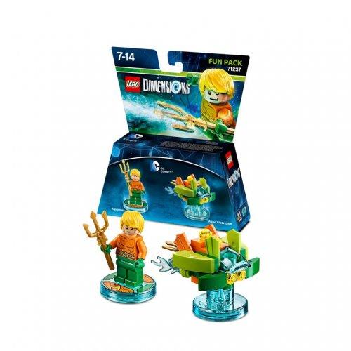 Lego Dimensions fun packs 2 for £15 @ Asda