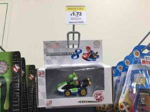 Mario Kart 8 pull and speed assorted models £1.72 at Tesco