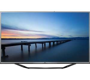"LG 60UH625V Smart 4k Ultra HD HDR 60"" LED TV £799 @ Currys"