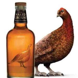 Naked Grouse whisky £19.99 prime / £24.74 non prime lighting deal at Amazon
