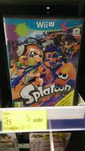Splatoon £15 in Asda (In-Store)