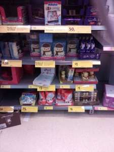 Reduced Christmas Chocolate £1 @ Morrisons