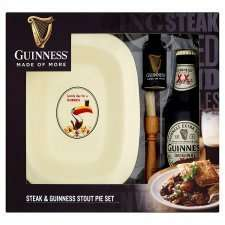 Guinness pie dish gift set. £4.25 instore @ Tesco