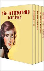 F. Scott Fitzgerald  - Four Pack: Benjamin Button, This Side of Paradise, The Beautiful and Damned, The Diamond as Big as The Ritz Kindle Edition  - Free Download @ Amazon
