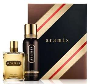 Aramis Aftershave Gift Set (120ml) DOWN FROM £49 50% OFF + EXTRA 10% - £28 Delivered