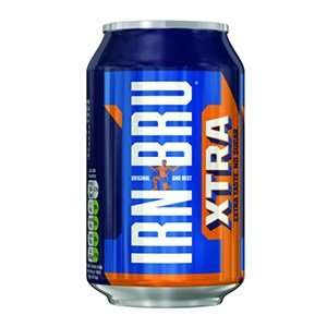IRN BRU XTRA 8X330ML £1.25 in Home Bargains colchester