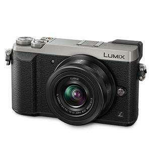 Panasonic Lumix DMC-GX80 Mirrorless Camera in Silver + 12-32mm Lens £349 @ Jessops