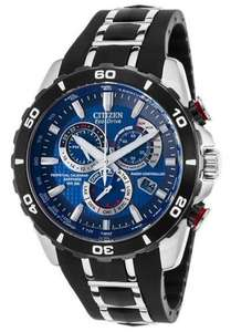 Citizen Limited Edition Radio Controlled Eco Drive Mens Watch £224.10 WAS £499 (With Code) GOLDSMITHS FREE DELIVERY