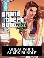 Grand Theft Auto V: Great White Bundle (Includes $1,250,000 GTA Monies) £19.79 (Using Code) @ Greenman Gaming (Rockstar Social Club)