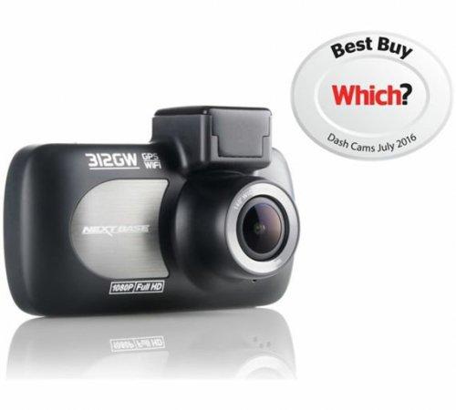 Nextbase 312GW Dash Cam £79 (£69!!With Activated Quidco for Extra Argos Bonus of £10 Cash-Back) @ Argos (Free C&C)