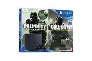 Sony PlayStation 4 1TB + Call of Duty: Infinite Warfare Early Access Bundle £249.99 @ Amazon