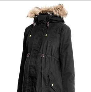 H&M Maternity Parka bargain at £12.49. Calling mums to be!