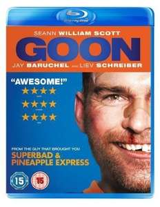 Goon Blu Ray £3.22 From Music Magpie on Ebay. Free P&P