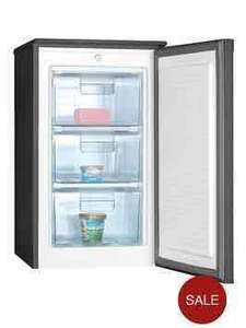 Swan SR8090B 50cm Under Counter Freezer - Black Was £259.99 Now £99.99 Save £160.00 @ Very (+ £6.99 Del)