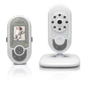 Motorola MBP621S colour video baby monitor with 2 way communication & night vision was £79.99 now £39.99 half price and free delivery @ Smyths