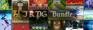 4 JRPG Games (Looks similar to Zelda/Secret of Mana/Chrono Trigger) inc Trading cards 27p @ Steam