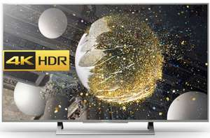 Sony kd49xd8077 4k smart tv £579 @ John Lewis