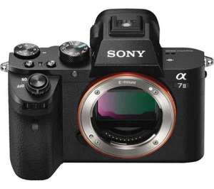 SONY a7 II Full Frame - Compact System Camera (£1044 with cashback) @ Currys