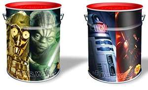 Chupa Chups Star Wars Lolly Tin, 1.8KG, 150 Lollies- £8.50 Instore @ Selfridges