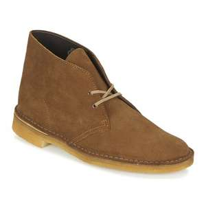 Clarks Original Cola Desert Boots £51.00 - All Sizes Available at Spartoo