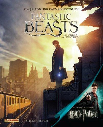 Free Fantastic Beasts Panini Sticker album in-store @ Tesco