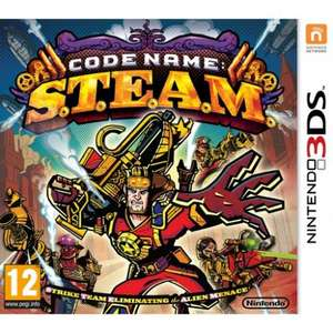 [Nintendo 3DS Deals] Code Name: S.T.E.A.M - £7.95 / Hello Kitty and Friends Rock n' World Tour - £6.95 / Hyrule Warriors Legends - £17.95 @ The Game Collection