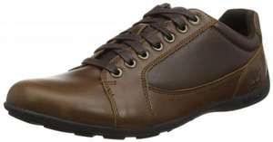 Timberland Men's Low Profile Plain Toe Oxfords Dark Brown @ Amazon size 8/10/11.5/12.5