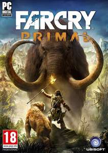 Far Cry Primal (PC Code - Uplay) at Amazon for £15.03