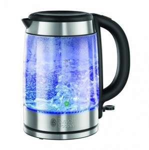 Russell Hobbs 21600 Glass Kettle £30 at Sainsbury's - Instore & On-line
