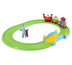In The Night Garden Ninky Nonk Train track Set was £24.99 now £12.99 @ Argos