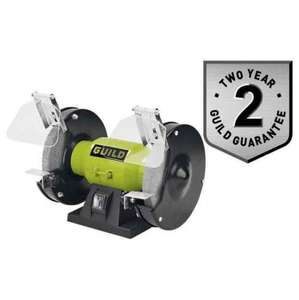 Guild Bench Grinder £14.99 @ Argos
