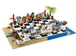 LEGO Pirates Chess Set 40158 was £45.99 now  £32.19 @ LEGO (+£3.95 Del - Free Del wys £50)