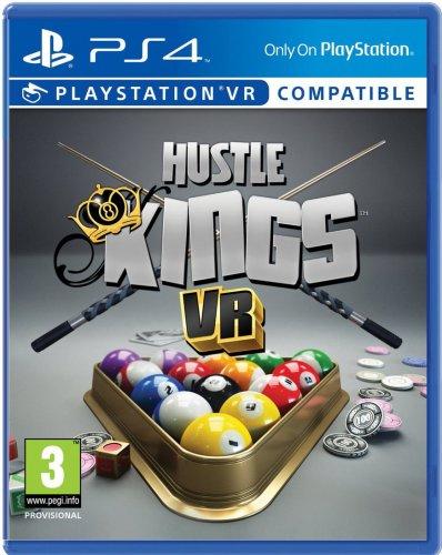 Hustle Kings VR PS4 £5.50 @Tesco Direct