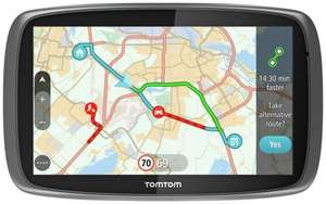 TomTom GO 5100 5 Inch Lifetime Maps & Traffic Worldwide - Black £179.99 @ Argos Ebay