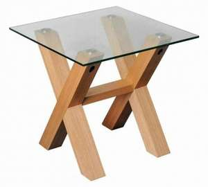 Home of Style Abbotsley Side Table was £89.99 now £17.99 plus £6.99 delivery @ argos