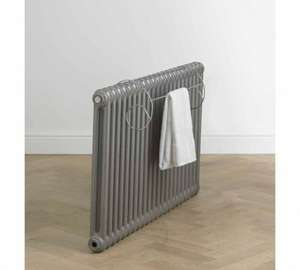 HOME Over the Radiator Towel Rail - Metal was £7.99 now £2.99 @ argos