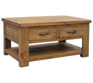 "Argos - Didsbury Coffee Table - ""was £224.99"" now £62.99 + delivery"