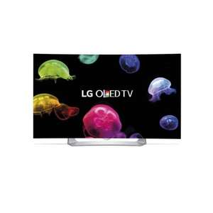 LG 55EG910V 55 inch 1080p OLED CURVED SMART TV (2015 model) £989 @ Amazon [Lightning deal]